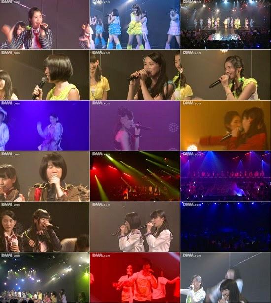 "(LIVE)(公演) HKT48 ひまわり組 ""パジャマドライブ"" 公演 140909 & 140910"