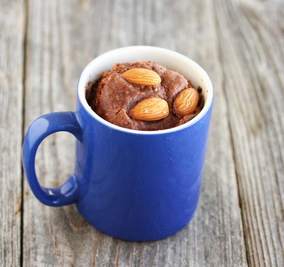 photo of Chocolate Almond Mug Cake