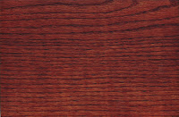 cranberry oak wood sample