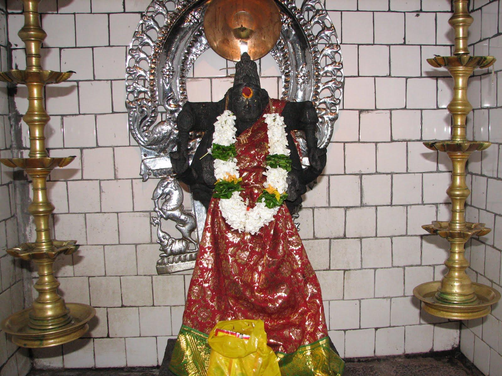 Trincomalee (Thirukkonamalai) Shankari Devi Temple, Sri Lanka - Shakti Peetha 01