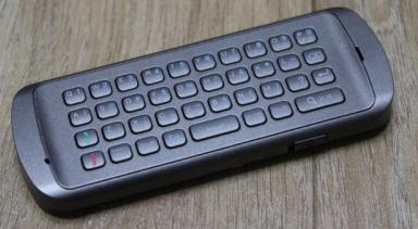 리모콘 방식의 블루투스 키보드 제품