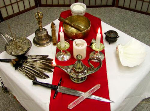 Altars And Altar Setup