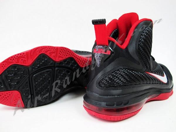 Additional Photos of Upcoming Nike LeBron 9 IX 8220Miami Heat8221