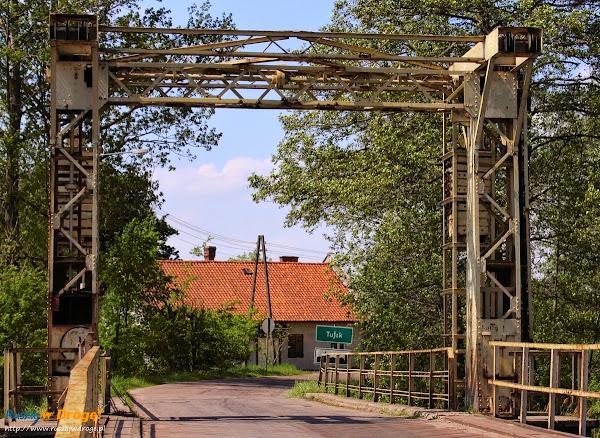 most zwodzony w Tujsku