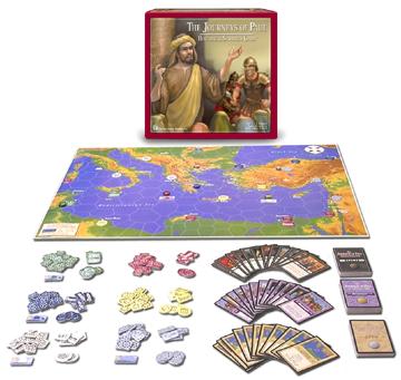 Juegos De Mesa Biblicos