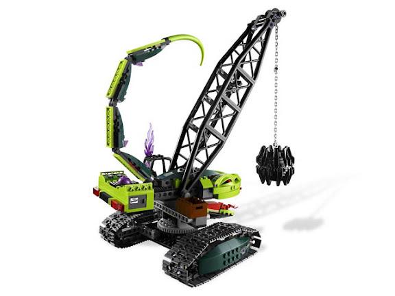 レゴ ニンジャゴー ヘビヘビ・クラッシャー 9457