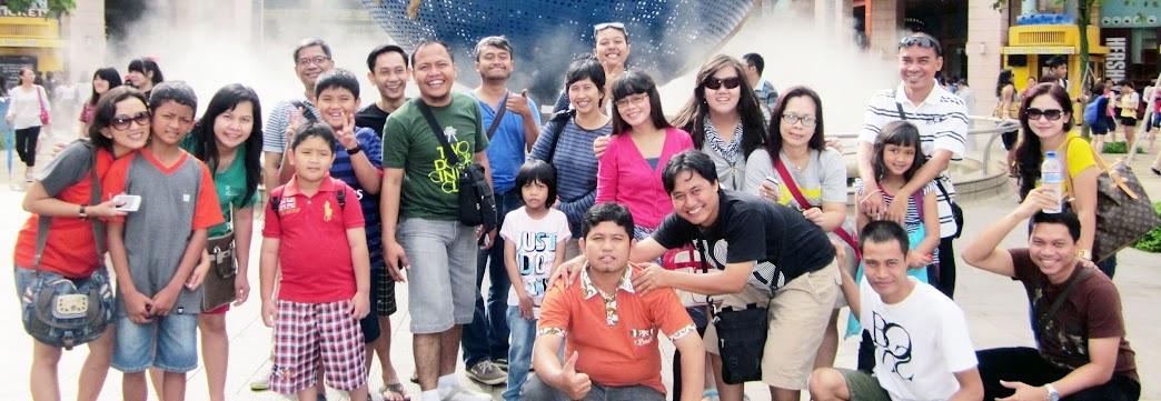 Team Skylounge Tamansari Bandara Soekarno Hatta.