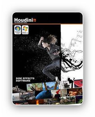 SideFX Houdini FX 12.5.371 (x86/x64) - Aplicaci�n para animaci�n 3D