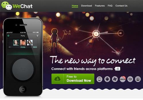 3-WeChat-app