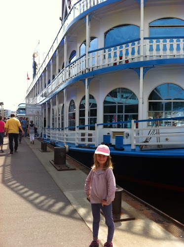 Visite port Hambourg