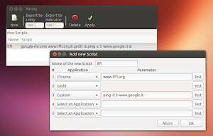 Kenny su Ubuntu 13.04
