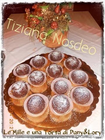 golosi muffin al cioccolato - con il bimby