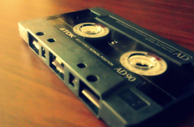 cassette tape, audio tape, TDK, maxell, philips tape