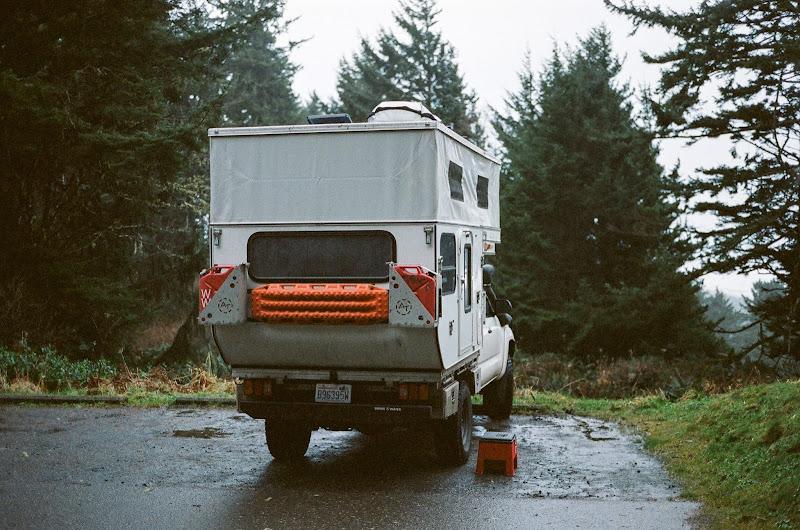 My Toyota Camper —