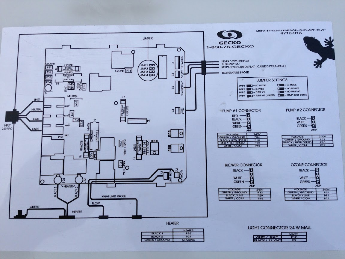 Morgan Spa Wiring Diagram Spas Heater And Pump Www Topsimages Com