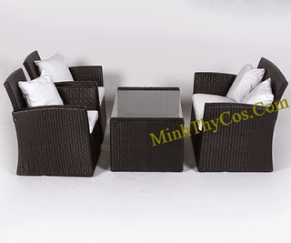 Rattan Sofa Set-MT104