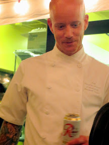 Feast 2014 Dinner,  State of the Art with Adelsheim Vineyards and Willamette Valley Vineyards chef Matthew Tinder