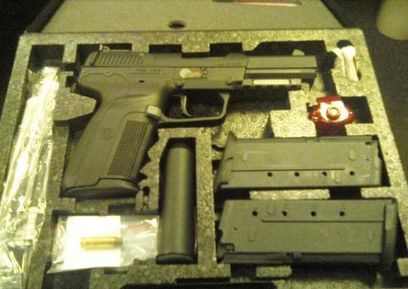 Blog de vendaarmasdefogoimpactoarmas : Armas de Fogo, FN 5.7x28mm 1103 R$