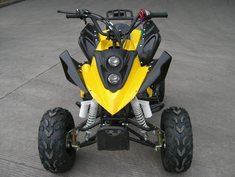 125cc Raptor Series 2 Kids Sports Quad Bike