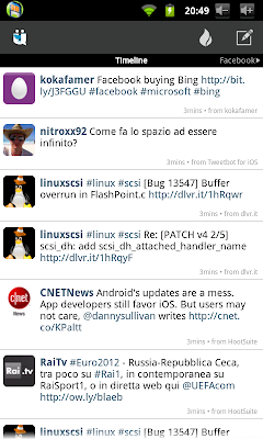 UberSocial su Android