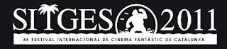 Logo Sitges 2011