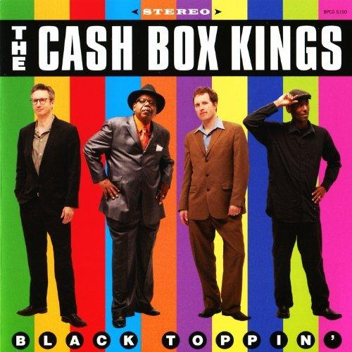 The Cash Box Kings - Black Toppin' (2013) Lossless