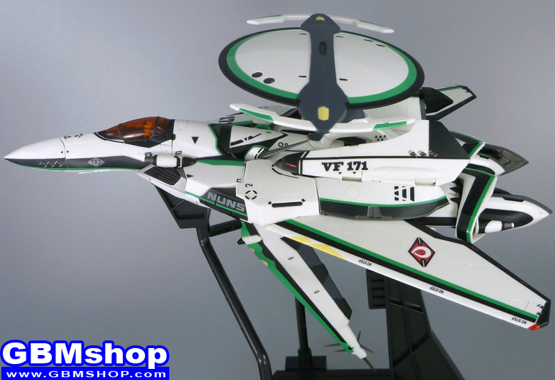Macross Frontier RVF-171EX Nightmare Plus EX Fighter Mode