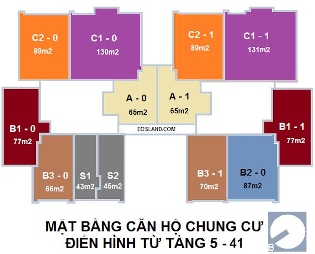 Chung cư Bitexco Nguyễn Xiển
