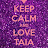 Taia Love avatar image