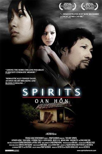 Phim Oan Hồn Phim Ma Rùng Rợn Vn - Spirits