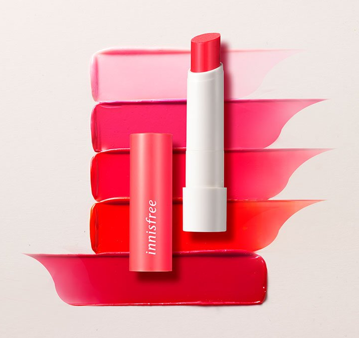 Son Innisfree Glow Tint Lip Balm