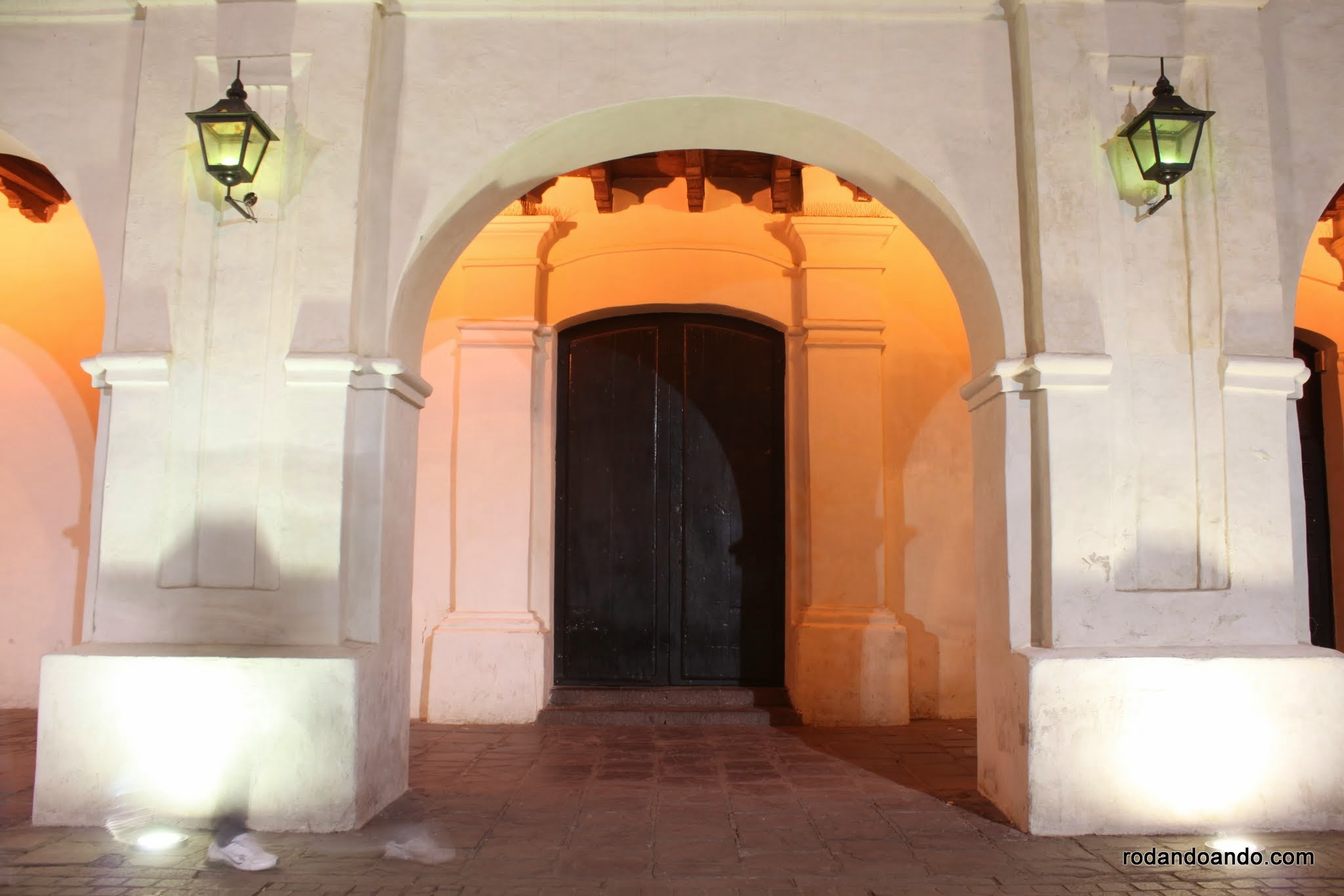 El Cabildo histórico de Salta - Argentina