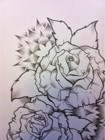 mandala rose mandala rose