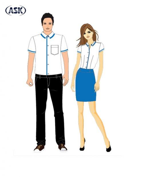 Trang phục Phục vụ - Bảo vệ #8