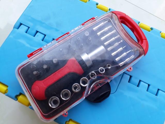Bộ dụng cụ đa năng eValu LC 90030