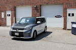 2011 Scion XB - Custom pieces