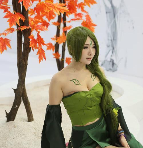 Chiêm ngưỡng cosplay Guild Wars 2 tại ChinaJoy 2013 13