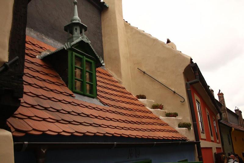 Prague Czech Republic city-break old town architecture Hrad
