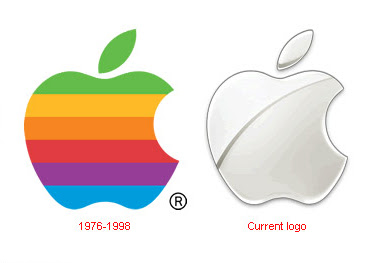商標設計apple logo