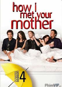 Câu Chuyện Tình Được Thuật Lại 4 - How I Met Your Mother Season 4 poster