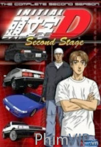 Initial D: Second Stage 2000 Ss2 - Initial D: Second Stage 2000 Ss2 poster