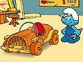 Jogo Smurf Car