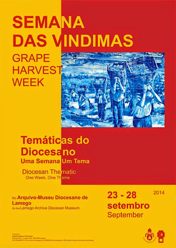 Semana das Vindimas no Museu Diocesano de Lamego