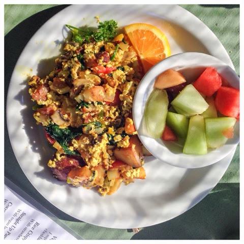EVANu0027S KITCHEN   Sacramento Vegan Chef Challenge 2014