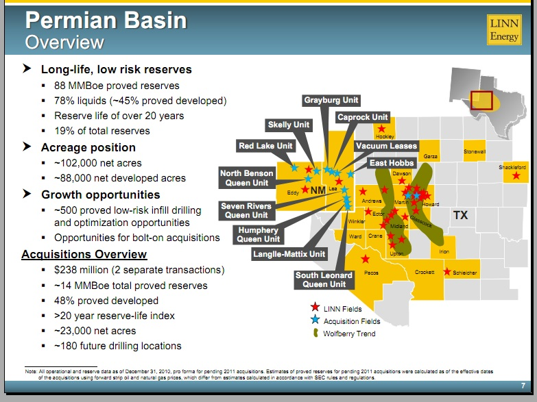 Oil and Gas - Mergers and Acquisition Review: Mar 1, 2011
