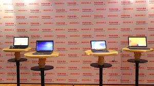 Toshiba công bố dòng sản phẩm Laptop Satellite 2014