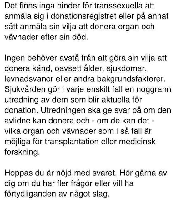 Fick hepatit c av donerat blod