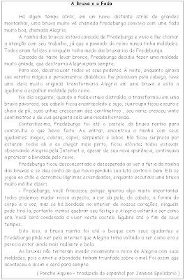 100 Textos e interpretação educaçao para crianças imprimir