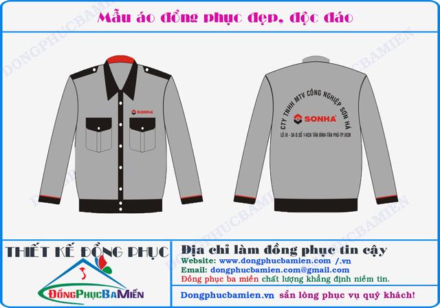 Dong phuc lao dong 006