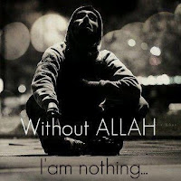 I'm Nothing Without الله